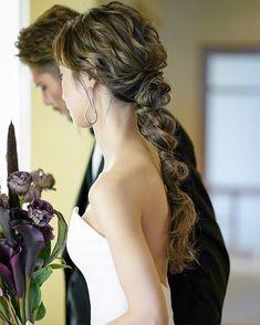 Up Styles, Hair Styles, Bridal Hairdo, Hair Arrange, Hair Setting, Dyed Hair, Wedding Styles, Wedding Hairstyles, Makeup Looks