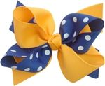 Team Hair Bows