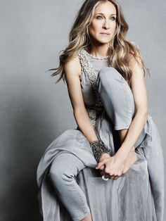 SJP in Chanel for Marie Claire - September 2011
