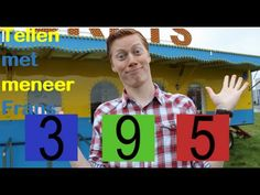 Tellen met meneer Frans: Circus - YouTube
