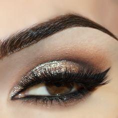 Love this eye look using our ✨Beauty WeaponPalette✨ by @motivescosmetics  Eye...