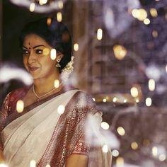 Half Saree Designs, Blouse Designs, Indian Film Actress, Indian Actresses, Keerti Suresh, Girl Actors, Bengali Bridal Makeup, Beautiful Roads, Bollywood Cinema