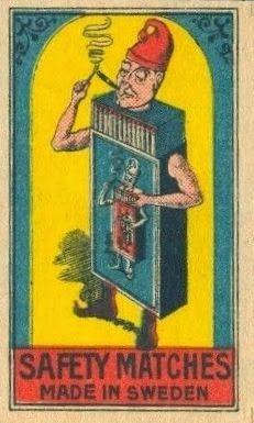 Vintage from Sweden Vintage Labels, Vintage Posters, Vintage Art, Matchbox Crafts, Matchbox Art, Vintage Fireworks, Vintage Tattoo Design, Light My Fire, Krishna Art