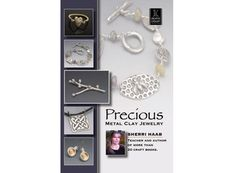 Free Metal Clay Projects | precious metal clay jewelry dvd learn all of the basics about silver ...