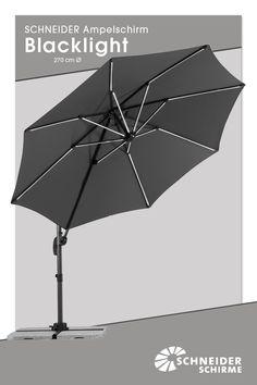 Ø 270 cm Schneider Sonnenschirm Venedig mocca