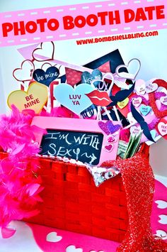 "WIN the ULTIMATE ""Valentine's Day Basket""   Blog Hop"