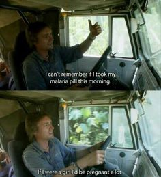 27 times Top Gear made you laugh.  The show wasn't really about cars. It was about goofing off in the vicinity of cars.