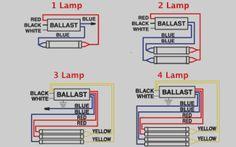 2 lamp Series Ballast Lampholder Wiring Diagram Wire
