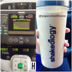 #Gym ✔️#shakeology #smoothie ✔️going to be a good day! #gymlife #fitfam #fitness #fitnessgirl #protein #healthy #eatclean #strength #motivation #inspire #grind #livethelifeyoulove