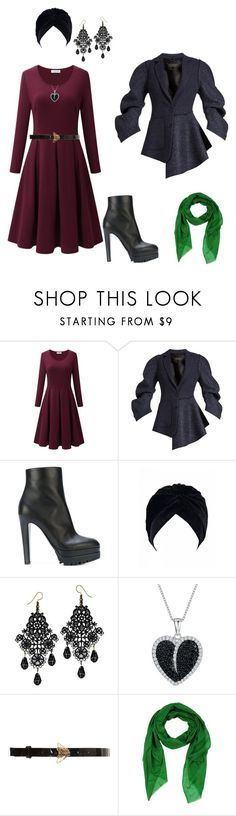 """SECOND"" by pollidolgyshina on Polyvore featuring мода, Burberry, Sergio Rossi, Jools by Jenny Brown, Zeynep Arçay и P.A.R.O.S.H."