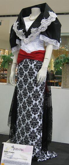 Modern Maria Clara Dress