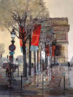 Amazing art by John Salminen #painting
