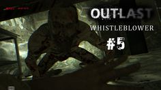 Outlast: Whistleblower (DLC) [Facecam] #5 - Verfolgungsjagd im Labor - Let's Play Outlast