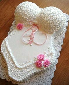 Bridal shower cake..,cute