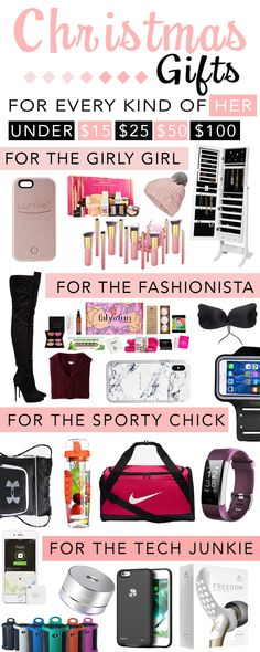 60 Gift Ideas For Her On A Budget Gifts Gifts For Teens Birthday Gifts