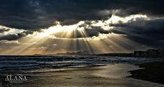 God really loves Rethimno...#Crete #summer
