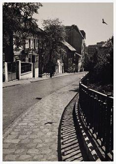 1970-es évek. A Margit utca.