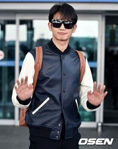 En el aeropuerto Incheon