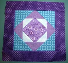 I first read about how to make this block in a book but I then came across this video, Exploding Block, by Jenny Doan from the Missouri Star Quilt Company. It's fast and fun, however I use a diffe...