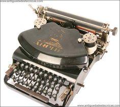 Máquina de escribir Archo Modelo D. 1916