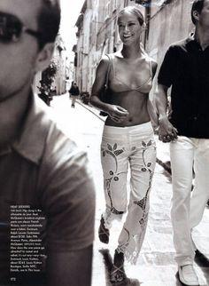 Garance Dore | Keep it Chic. Chanel cruise 1990, Saint Tropez