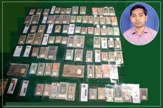 El récord mundial de la 'Colección de billetes firmados por todos los gobernadores de un banco nacional' se ha logrado por el Sr. Sarvesh Kumrawat de Mhow, Madhya Pradesh, India.