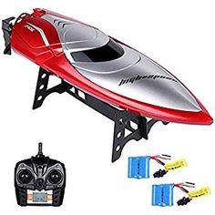 Remote Speedboot Fernbedienung Boote High Speed Spielzeug Wasserdicht Kollektion