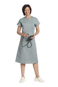 4a33d331b Princess Scrub Dress | Avida Healthwear Inc. Medical Uniforms, Work Uniforms,  Cheap Scrubs