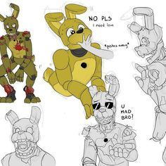 But he just needs some love- . . © > TheHobbyHorse . . [Tags:] #fivenightsatfreddys #fivenightsatfreddys3 #fnaf3 #springtrapfnaf #springtrap #fnafspringtrap #springbonnie #fnafspringbonnie #springbonniefnaf #freddyfazbear #freddy #bonniethebunny #bonnie #chicathechicken #chica #foxythepirate #foxy #fnaf #fnaf2 #fnaf4 #fnafsisterlocation #fnafworld
