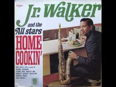 Just makes you want to slide and glide around that dance floor!!  Junior Walker & the All stars   Sweet soul
