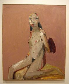Nathan Oliveira (December 1928 – November was an American painter, printmaker, and sculptor, Figure Painting, Figure Drawing, Painting & Drawing, Art And Illustration, Bay Area Figurative Movement, Figurative Kunst, Spring Art, Painting Inspiration, New Art