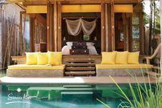 Soneva Kiri Resort is located on Koh Kood, off the east coast of Thailand. Soneva Kiri Resort offers exclusive villas, a stylish restaurant & Six Senses Spa.