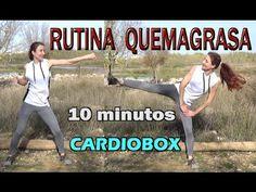 RUTINA CARDIO PARA ADELGAZAR RAPIDO / BAJO IMPACTO, SIN SALTOS, PARA PRINCIPIANTES - YouTube