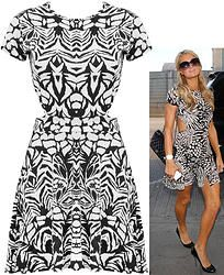 Monochrome Side Cut Out Dress Side Cuts, Monochrome, Two Piece Skirt Set, Dresses With Sleeves, Long Sleeve, Skirts, Fashion, Moda, Monochrome Painting