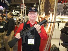 """An airgunner's look at the 2013 SHOT Show."" The airgun age arrived with this show. Let me take you on a tour, and I'll point out all the interesting things. This airgun article originally appeared in Shotgun News in 2013: http://www.thegodfatherofairguns.com/2013-shot-show.html"