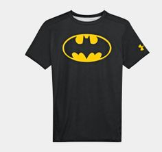 Super disappointed that they dont have this compression shirts for women...-Men's Under Armour® Alter Ego Batman  Shirt