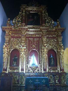 Convento Santa Cruz de la Popa in Cartagena de Indias, Bolívar