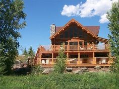 Paradise in MontanaVacation Rental in Emigrant from @homeaway! #vacation #rental #travel #homeaway