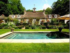 Balderbrae - David Easton's former country home