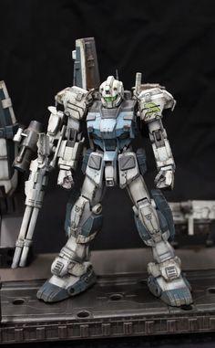 Kirorohobby: HGUC RGM-79 GM Custom