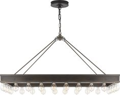 Ralph Lauren Home Roark 24 Light Kitchen Island Pendant | AllModern
