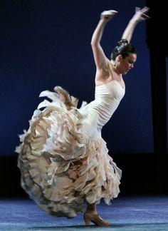 ★★★ Danza - Ballet Flamenco de Andalucía, March 6 - 9 at City Center   Danza Ballet