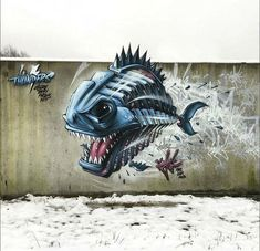 Streetart in Germany geman artist Jayn