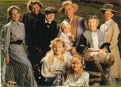King family and Great Aunt Eliza (Road to Avonlea)