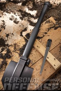 Take a quick look at the Glock Entrenching Tool.
