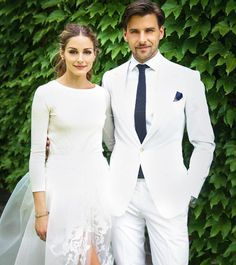 BRB, Just Going to Stare at These Fabulous Fashion Weddings via @WhoWhatWearUK
