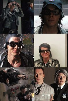 Remember all the bad things I said about Evan Peters as Quicksilver in X-Men: Days of Future Past? Yeah, well... I take it back. I TAKE IT ALL BACK!