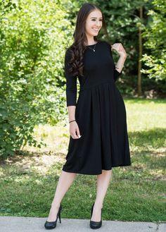 Summer Playdress- Black