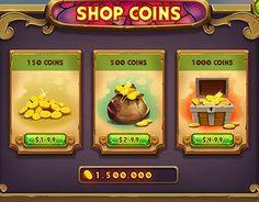 Shop Coins