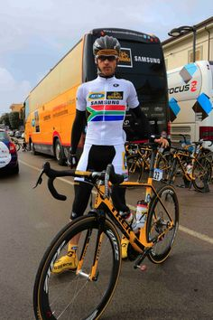 Team MTN Qhubeka | » Jay Thomson Blog: I'm back